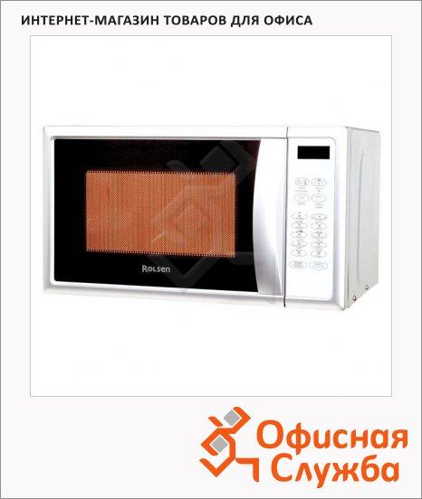 фото: Микроволновая печь MG2080SC 20 л 800 Вт, белая