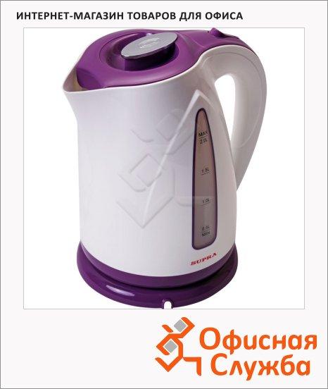 фото: Чайник электрический Supra KES-2004 фиолетовый