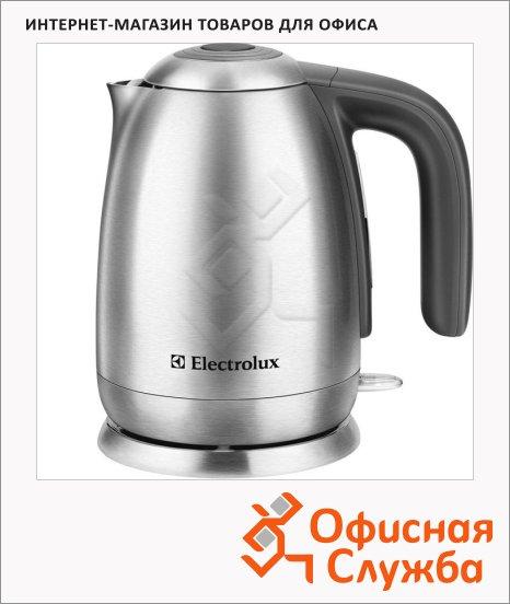 фото: Чайник электрический EEWA7100 серый