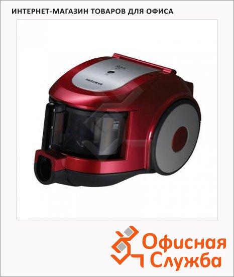 Пылесос с контейнером Samsung SC6573 1800 Вт, красный