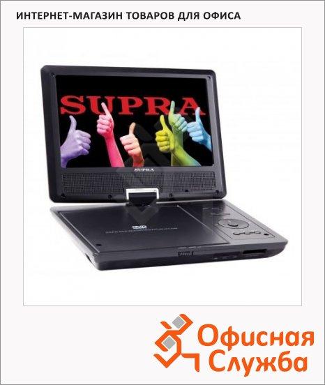 фото: Портативный DVD-плеер SDTV-916UT черный USB