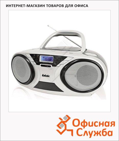 Магнитола Bbk BX516U черный металлик, CD/CD-RW/USB