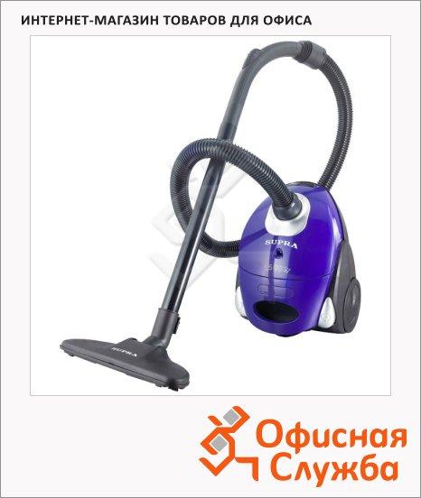 Пылесос с мешком Supra VCS-1530 1500 Вт, фиолетовый