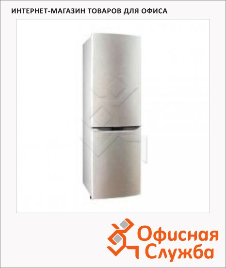 фото: Холодильник двухкамерный GA-B379SVCA 264 л белый, 59.5x62.6x171 см