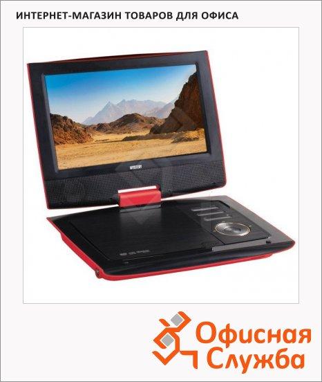 Портативный DVD-плеер Mystery MPS-914 красный