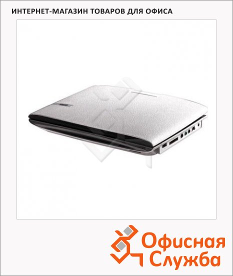 фото: Портативный DVD-плеер MPS-914 серебристый