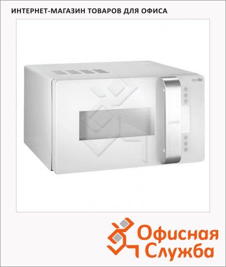 фото: Микроволновая печь GMO23ORAITO 23 л 900 Вт, белая