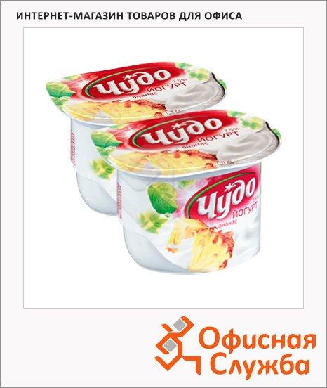 фото: Йогурт ананас