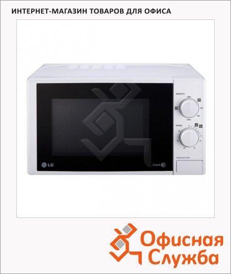 фото: Микроволновая печь MH6022D 20 л 700 Вт, белая