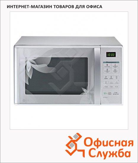 фото: Микроволновая печь MS2343BAD 23 л 800 Вт, серебристая