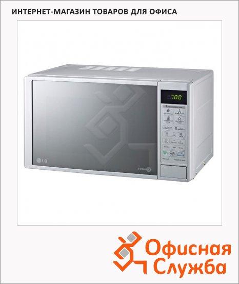 фото: Микроволновая печь MB4043DAR 20 л 700 Вт, серебристая
