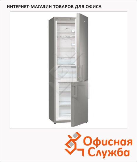 фото: Холодильник двухкамерный NRK6191GX 307 л сталь, 60х185х64 см