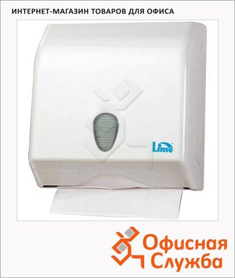 фото: Диспенсер для листовых бумажных полотенец Prestige Mini А 69501S V-сложения, белый