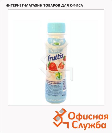 фото: Йогурт питьевой 0.1% клубника