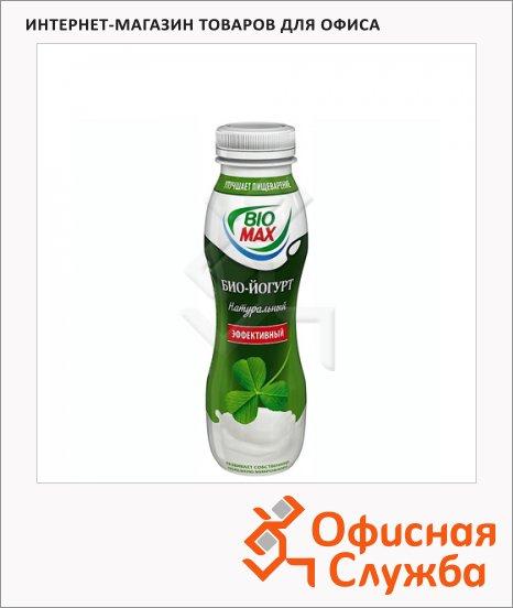 Йогурт питьевой Bio Max натуральный, 270г, 300г