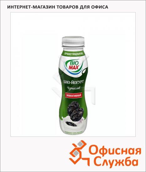 Йогурт питьевой Bio Max чернослив, 270г, 300г