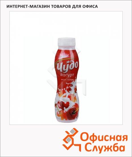 фото: Йогурт питьевой 2.4% вишня-черешня 290г