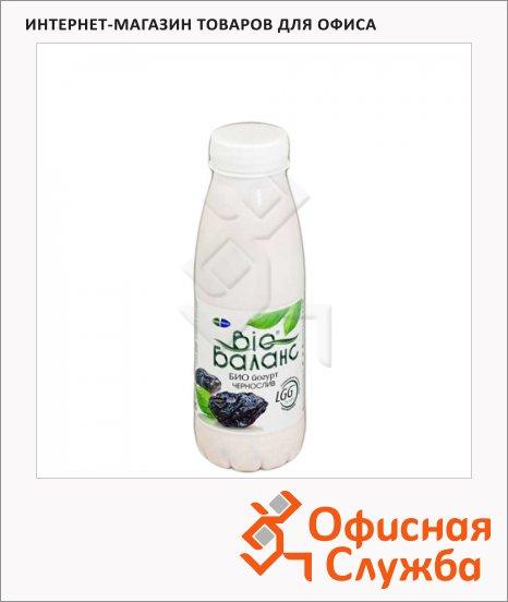 Йогурт питьевой Bio Баланс 1.5% чернослив, 330г