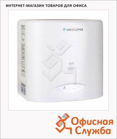 Сушилка для рук Neoclima NHD-1.0 Air, 1000 Вт, 15 м/с, белая