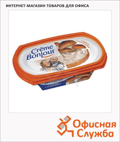 Сыр творожный Creme Bonjour 27% с грибами, 200г
