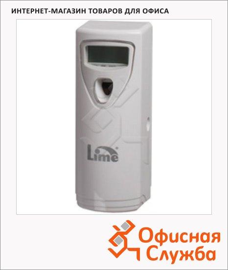 Диспенсер для освежителя воздуха Lime программируемый, белый, AZ 520 LCD