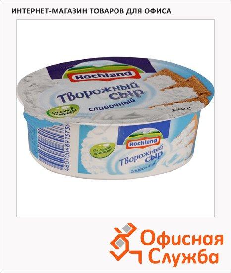 Сыр творожный Hochland 60% сливочный, 140г