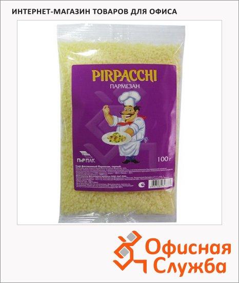 Сыр тертый Pirpacchi 38% Пармезан, 100г