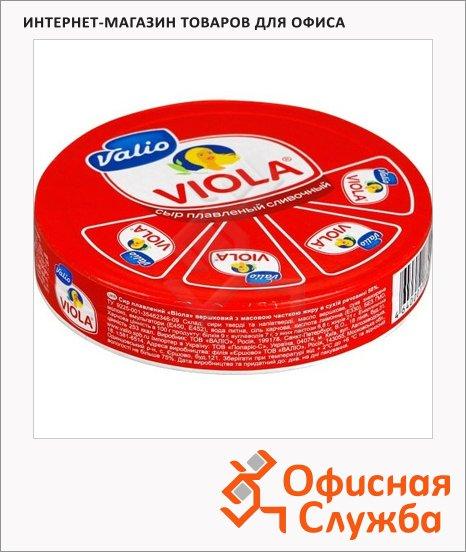 фото: Сыр плавленый Viola с грибами 50% 130г, 140г