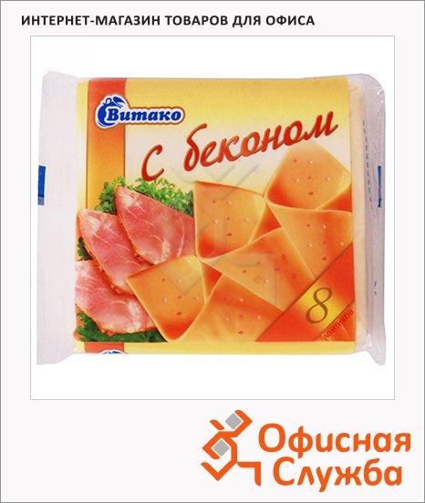 Сыр плавленый Витако с беконом, 130г, 45%