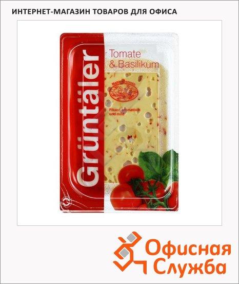 фото: Сыр в нарезке Gruntaler легкий 30% 250г, Россия