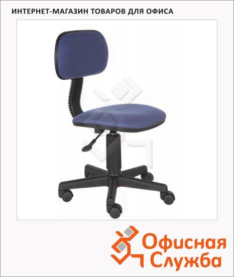 Кресло детское Бюрократ CH-201NX/Dolls ткань, крестовина пластик, синяя, темная