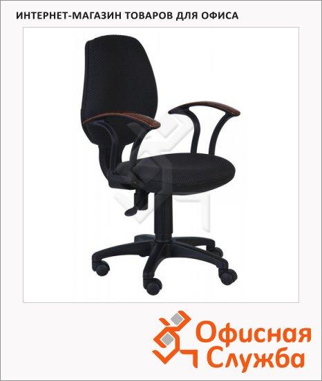 Кресло офисное Бюрократ CH-725AXSN ткань, серая
