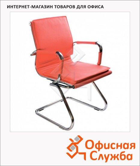 фото: Кресло посетителя CH-993-LOW-V на полозьях