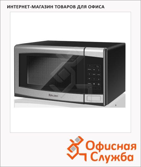 Микроволновая печь Rolsen MG2590SA 17 л, 700 Вт, черная
