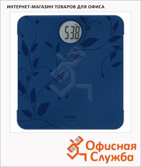 фото: Весы напольные Tefal PP1212VO синие до 160кг, электронные