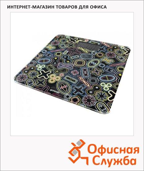 Весы напольные Gorenje OT180KARIM черные, до 180 кг, электронные