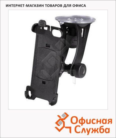 фото: Держатель автомобильный для смартфонов H-102089 на стекло/винтиляционную решетку