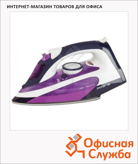 Утюг Polaris PIR2258AK 2200 Вт, фиолетовый