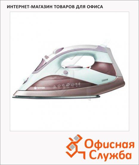 фото: Утюг Mira Dize VT-1212-02-W 2500 Вт, белый