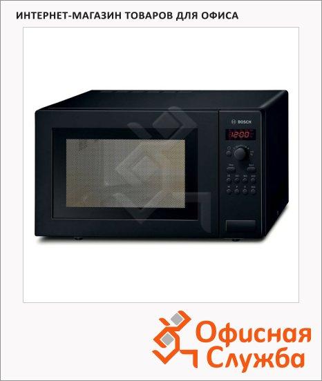 фото: Микроволновая печь HMT84G461R 25 л 800 Вт, черная