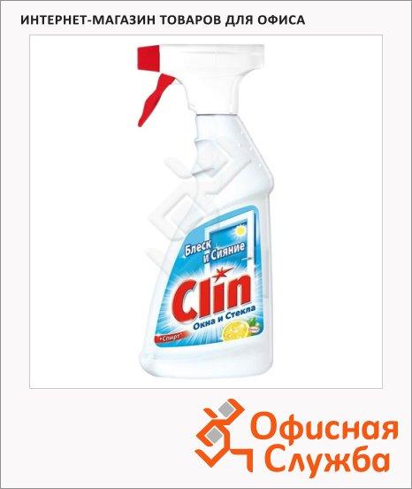 Чистящее средство Clin 500мл, спрей, лимон