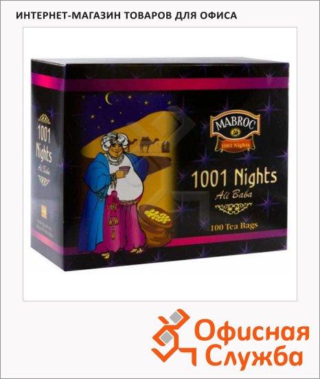 Чай Mabroc ассорти, 100 пакетиков