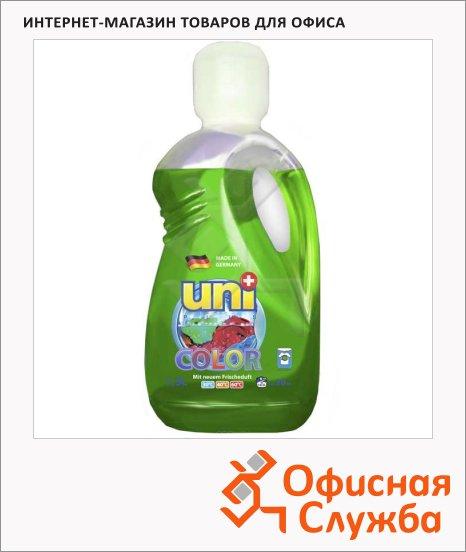 фото: Гель для стирки Uniplus Universal 1.5л для цветного белья