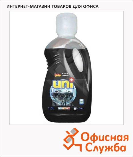 Гель для стирки Uniplus 1.5л, для черного и темного белья