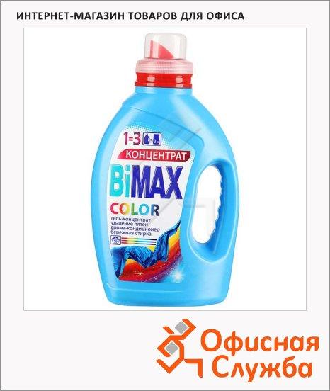фото: Гель для стирки Bimax 1.5л Color, концетрат