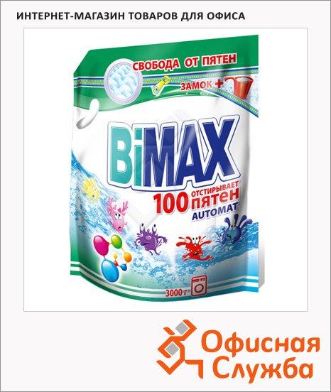 Стиральный порошок Bimax Compact 3кг