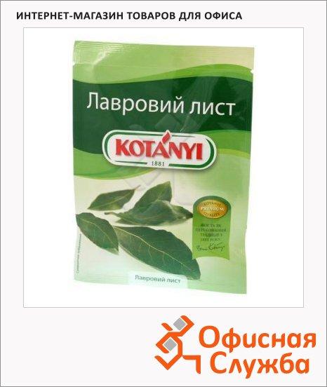 фото: Приправа Kotanyi лавровый лист 4г