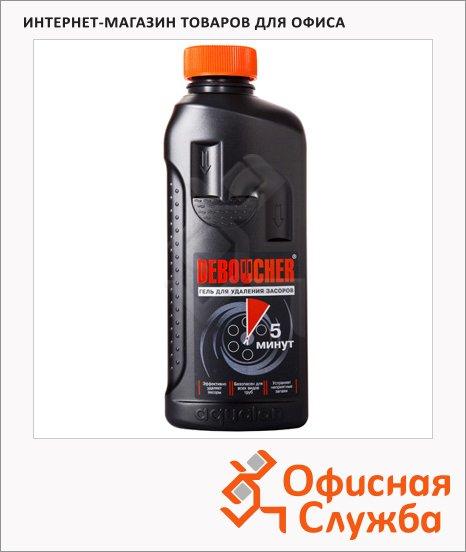 Средство для прочистки труб Deboucher Active 1л, гель