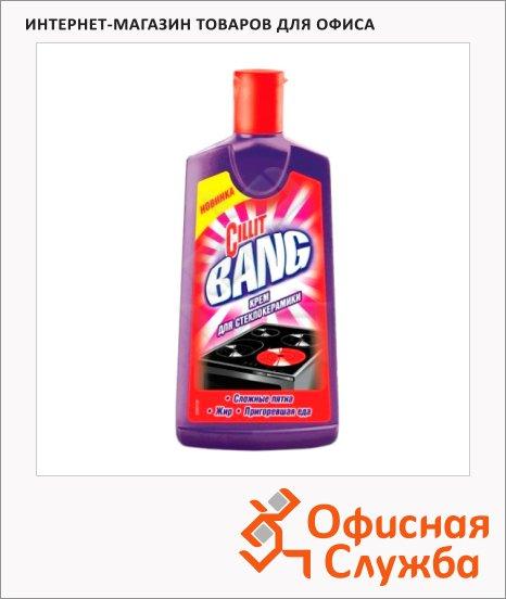 фото: Чистящее средство для стеклокерамики Cillit Bang 200мл крем