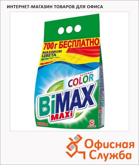 фото: Стиральный порошок Bimax Compact 3кг Color, автомат